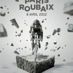 Paris-Roubaix 2012 Race Poster