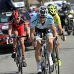 La fuga di Boonen con Ballan e Pozzato al Fiandre