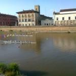 Pisa batte Pavia nella prima manche con un vantaggio di 2''