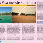un estratto di un articolo scritto per la rivista Sport Universitario