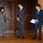 Con il ministro Carrozza