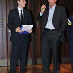 Fabio Mariotti, responsabile del Cus Pisa Atletica Cascina