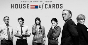 il cast di House of Cards