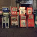 Alcuni giornali tedeschi