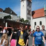 Presso Marienplatz