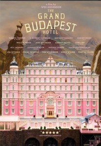 The Grand Budapest Hodel