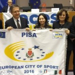 L'investitura ufficiale a Bruxelles
