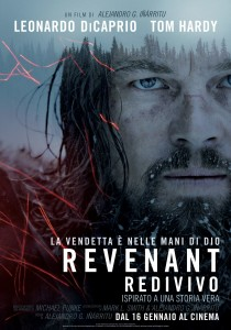 la locandina di The Revenant