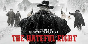 La locandina di The Hateful Eight
