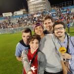 Con Nacho Lores Varela