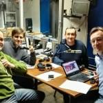 Onde Nerazzurre negli studi di Radio Incontro