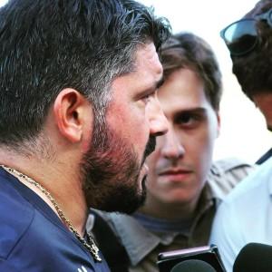 La prima intervista dopo il ritorno di Gattuso