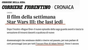 Al Corriere Fiorentino servono meno giornalisti e più nerd...