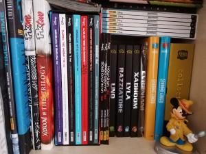 Tutta la nuova serie con alcuni volumi speciali e il 'Bonus' MMMM + Fantomius