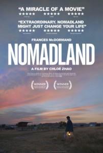La locandina di Nomadland